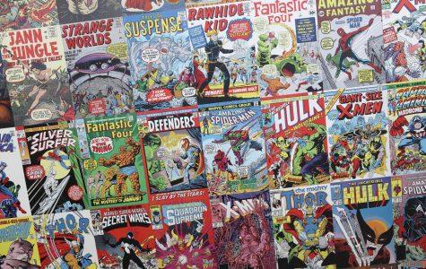 DC Comic Frenzy