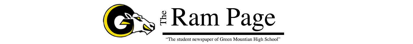 The student news site of Green Mountain High School