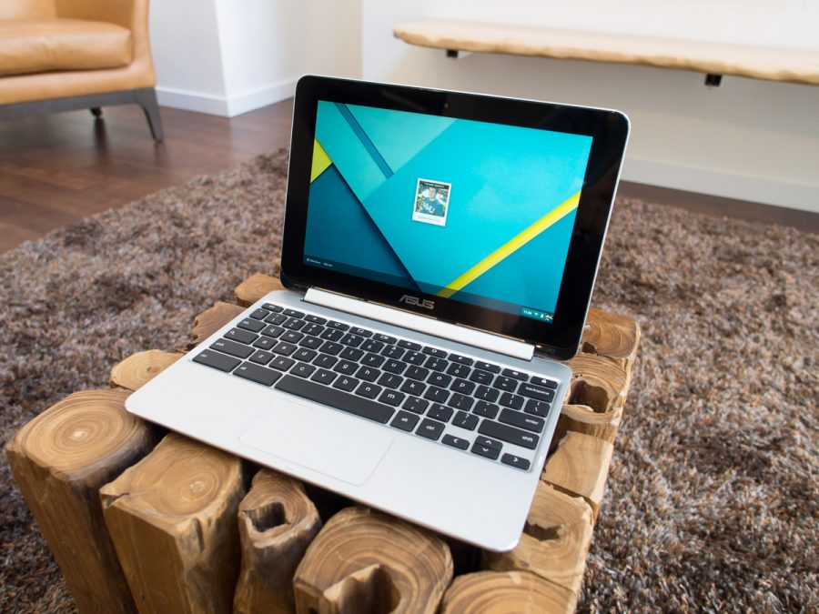 Chromebooks: The Newest Steps in Educational Technology
