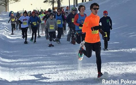 Sport Spotlight: High School Snowshoe Running